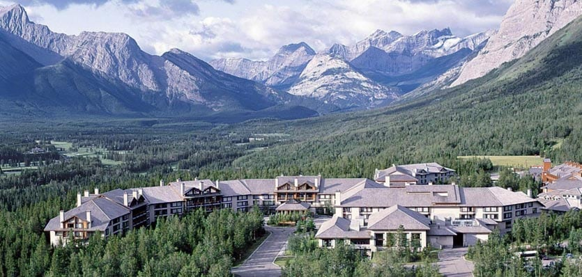 Hotel Focus – Pomeroy Kananaskis Mountain Lodge
