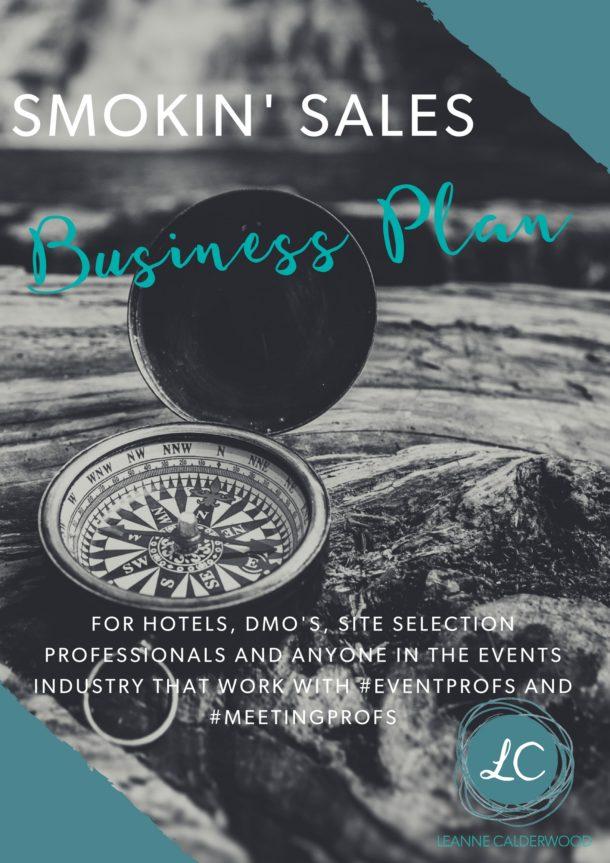 smokin sales business plan