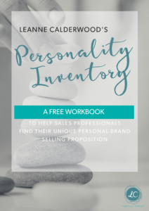 personality workbook personal branding