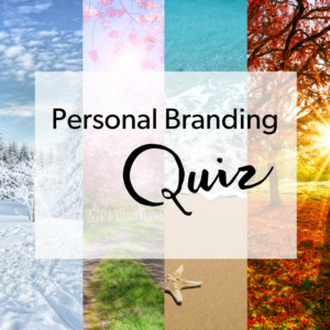 personal branding quiz for hospitality