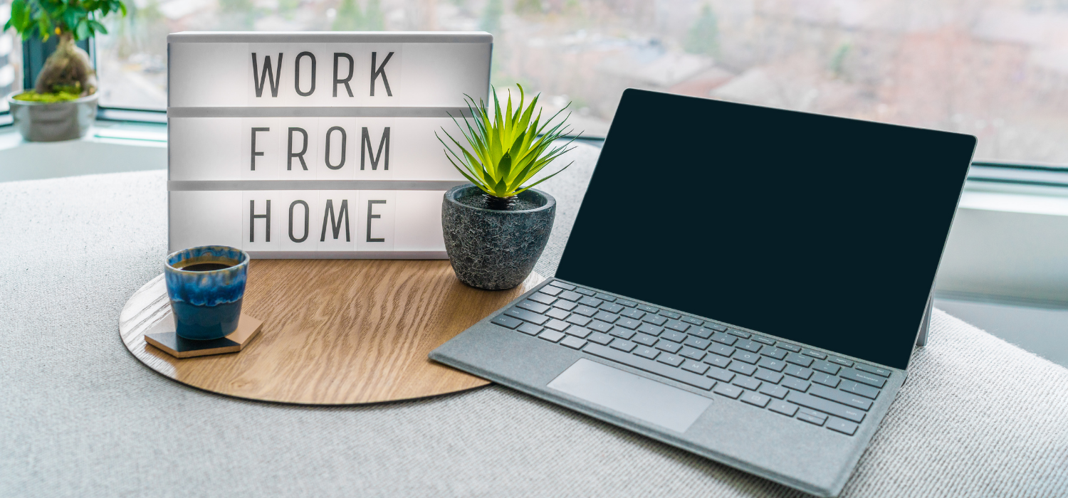 Develop Your Brand While Working From Home
